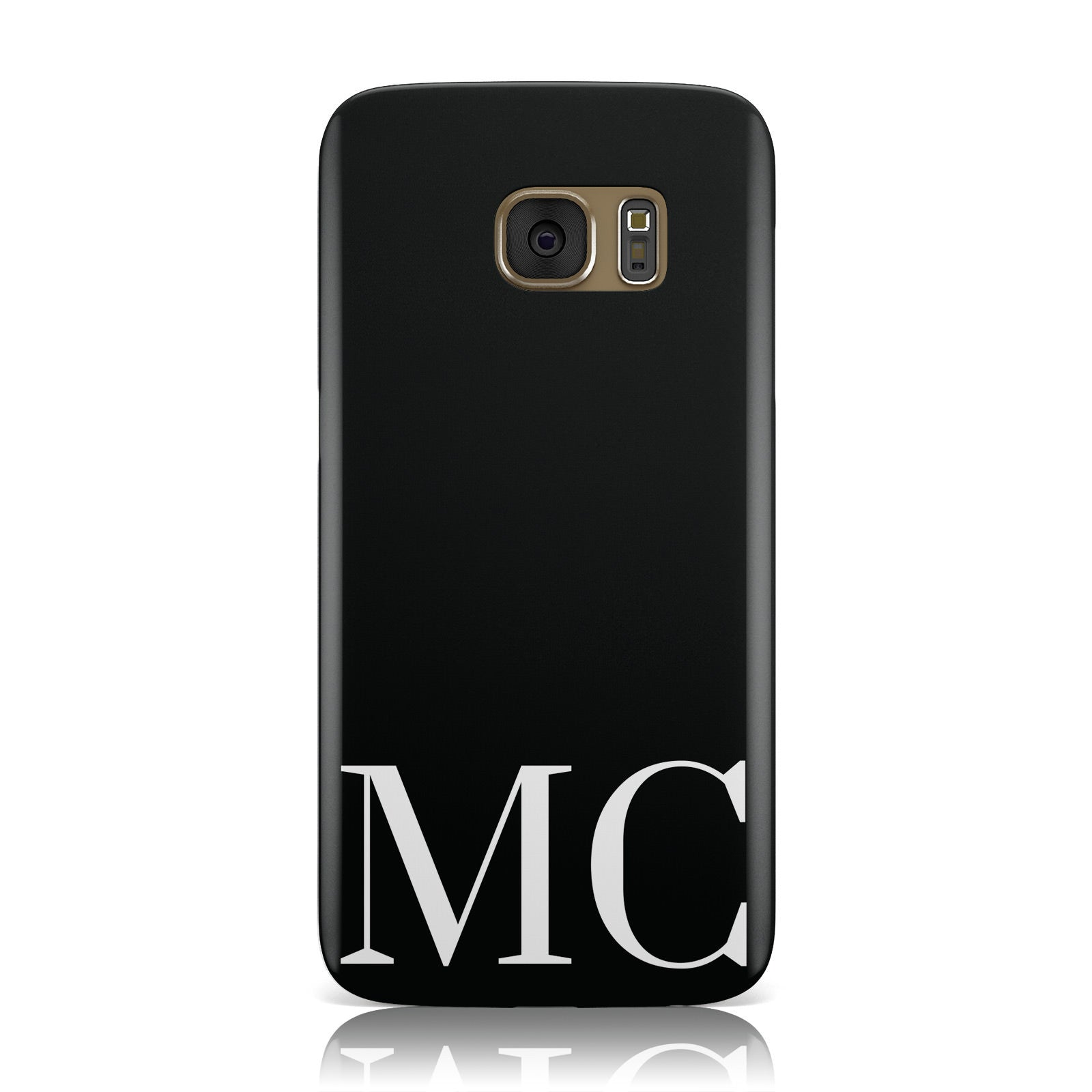 Initials Personalised 1 Samsung Galaxy Case