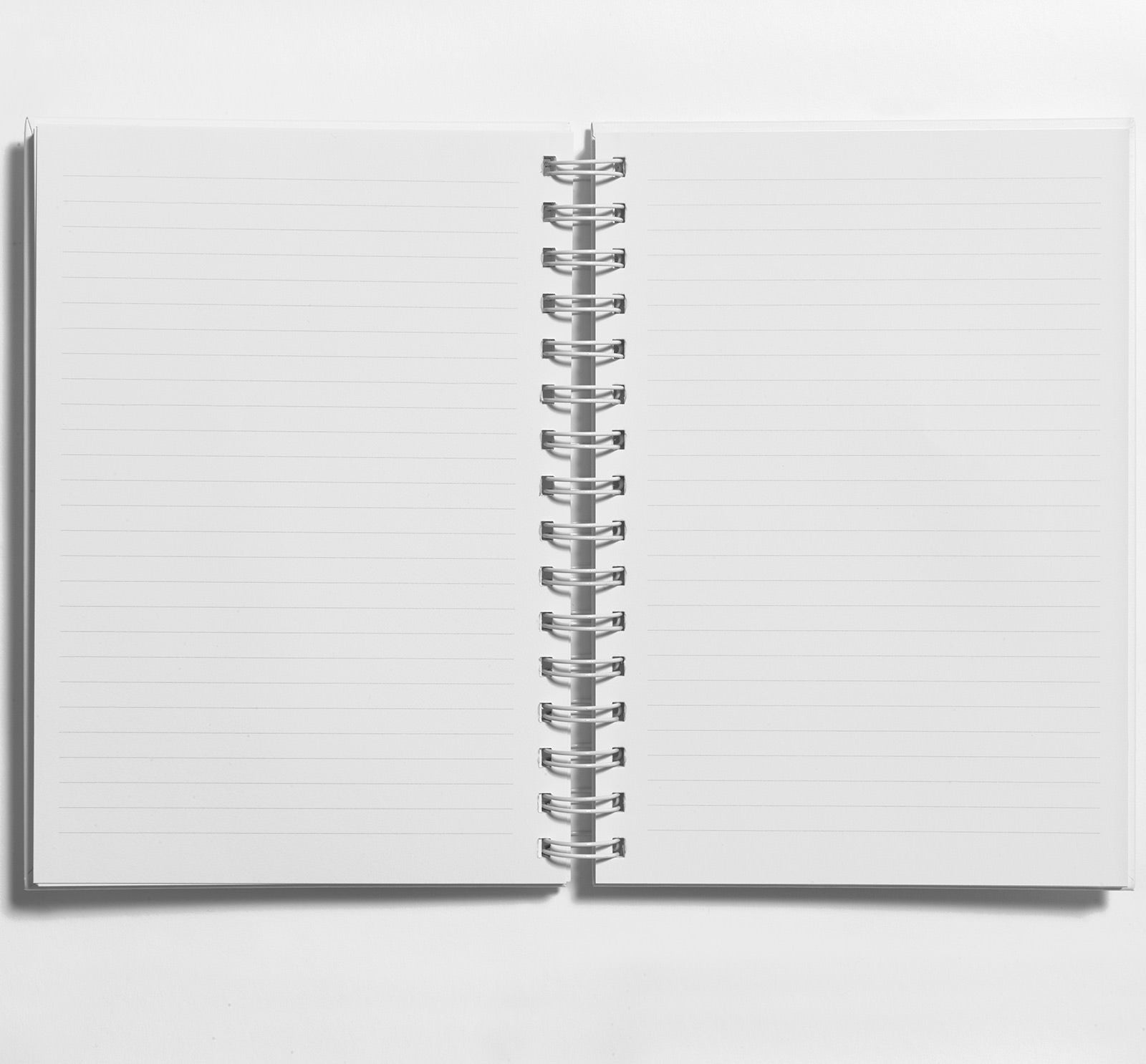Personalised Notebook with Lined Paper