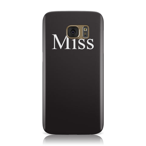 Non Personalised Miss Samsung Galaxy Case