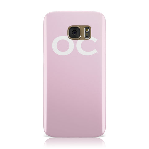 Personalised Initials 2 Samsung Galaxy Case