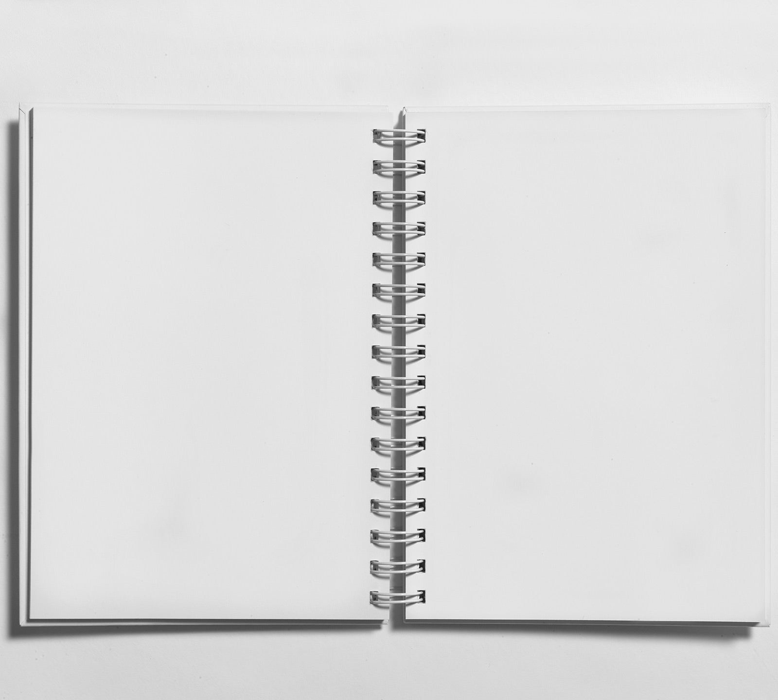 Personalised Notebook with Blank Paper