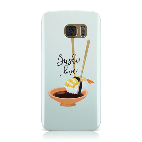 Sushi Love Samsung Galaxy Case