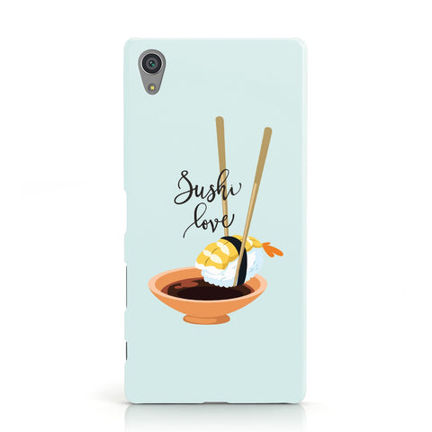 Sushi Love Sony Xperia Case