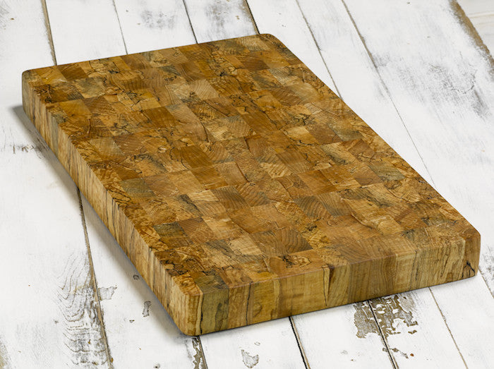 Spalted maple cutting boards walnut hill woodworks