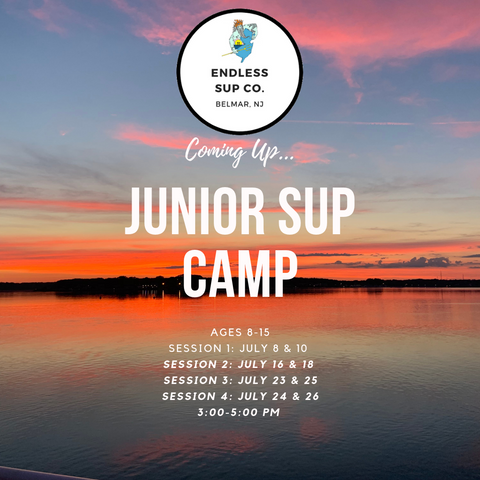 Junior SUP Camp