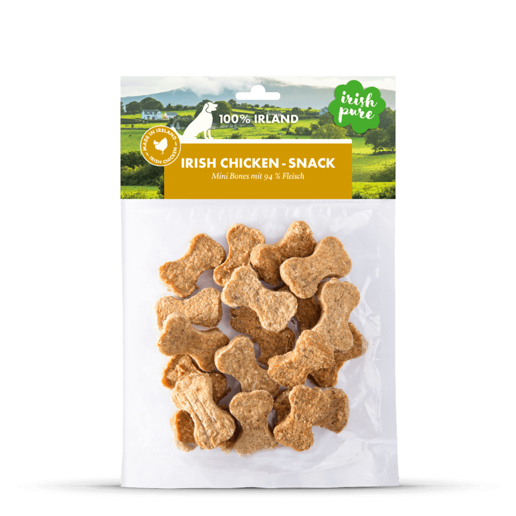 Irish Chicken – Snack, Mini Bones