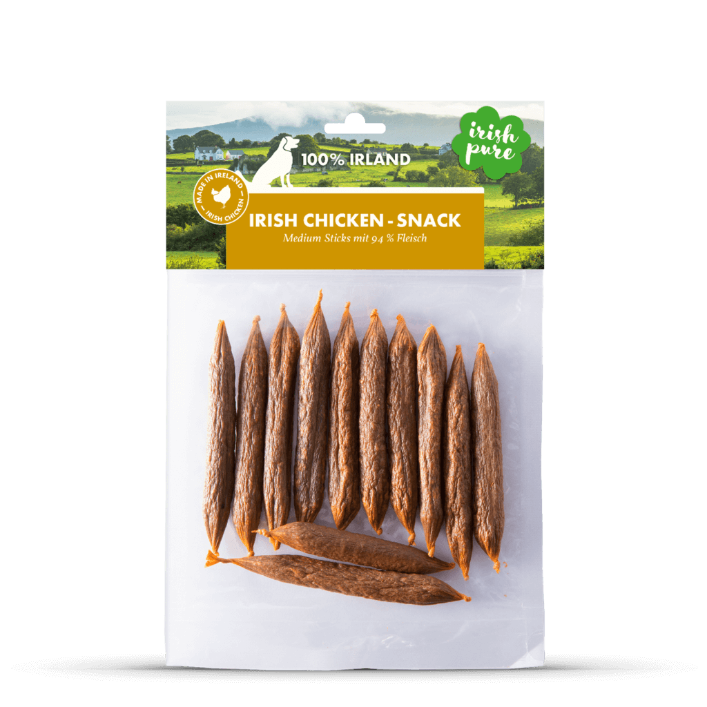 Irish Chicken – Snack, Medium Sticks