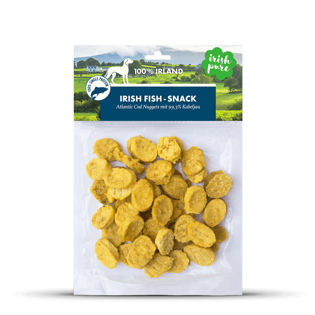 Irish Fish–Snack, Atlantic Cod Nuggets