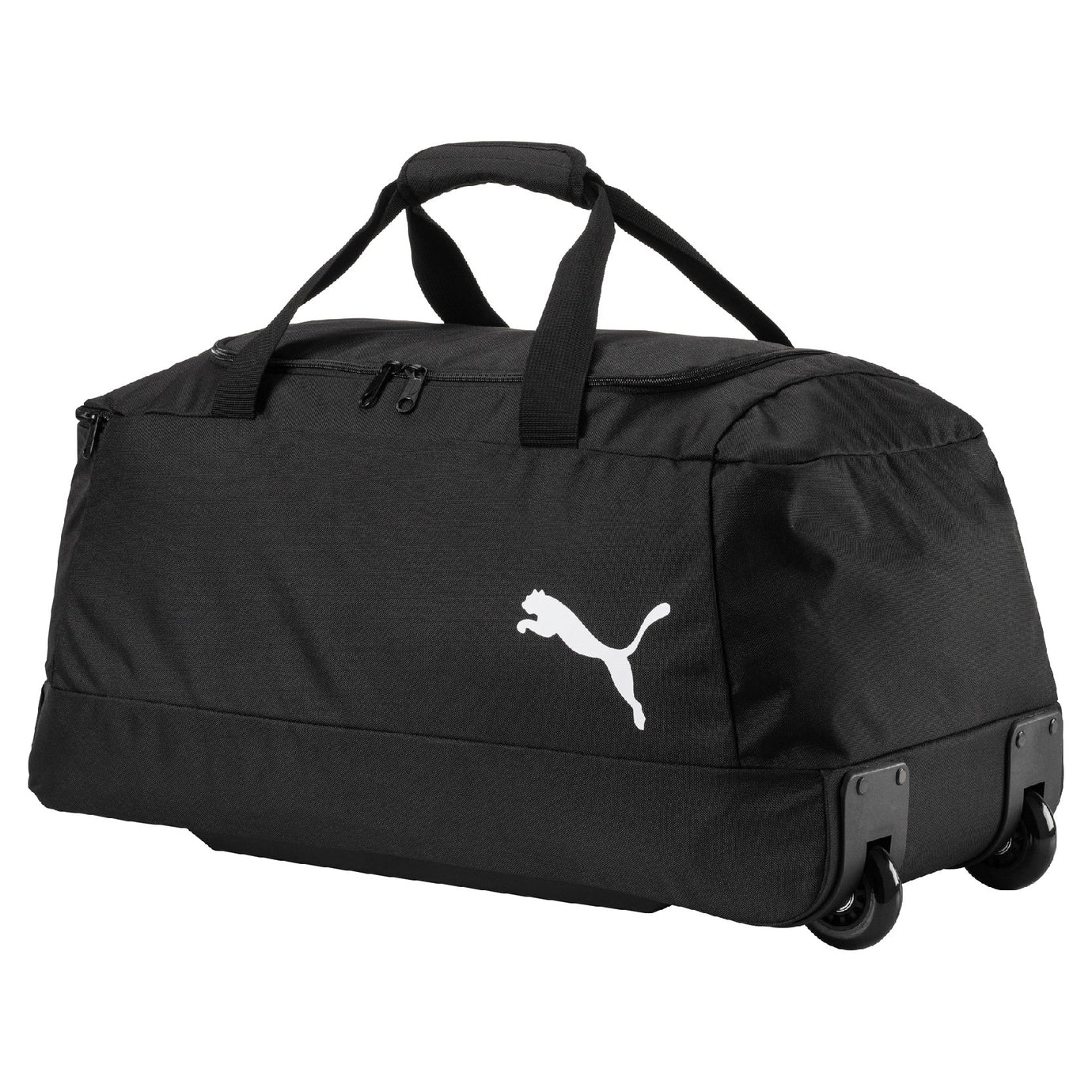 PUMA PRO TRAINING II M BAG WHEELS BLACK