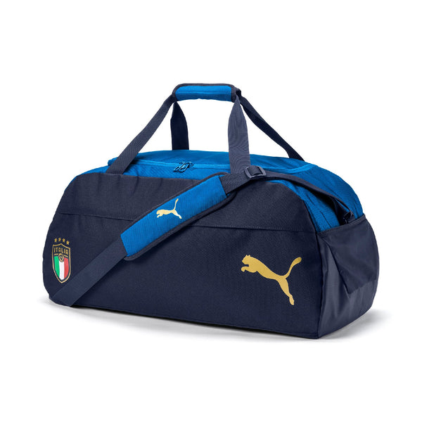 PUMA ITALIA 20 TEAMBAG PEACOAT/POWER BLUE