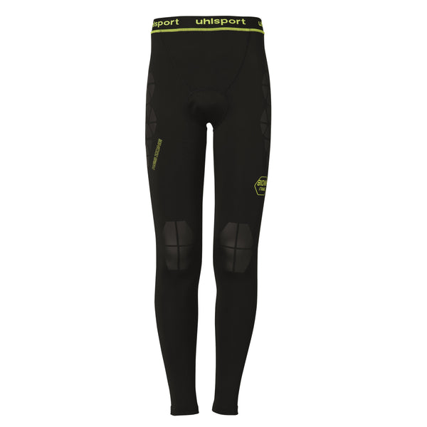 UHL GK BIONIKFRAME LONGTIGHT BLACK/YELLOW