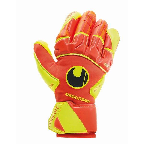 UHL DYNAMIC IMPULSE ABSOLUTGRIP REFLEX ORANGE/FLUO YELLOW