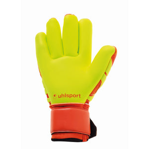 UHL DYNAMIC IMPULSE ABSOLUTGRIP finger surround ORANGE/FLUO