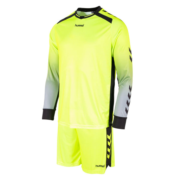 HUMMEL FREIBURG KEEPER SET LIME/BLACK