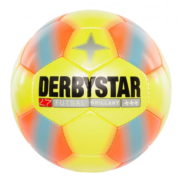 DERBYSTAR FUTSAL BRILLANT YELLOW/ORANGE