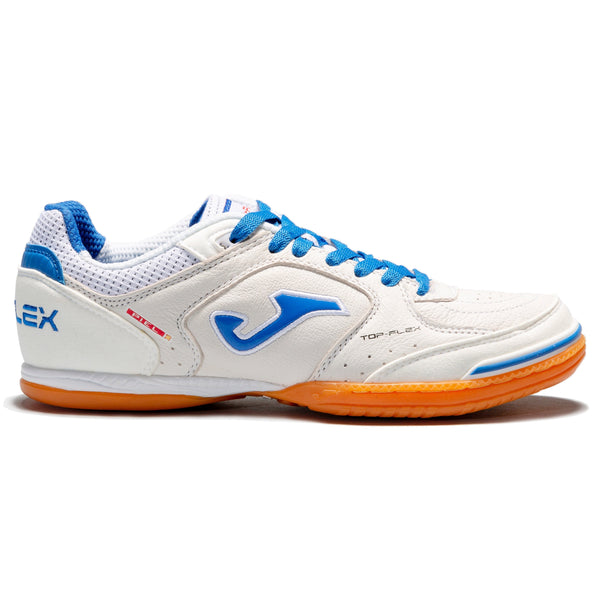 JOMA TOP FLEX 602 WHITE/ROYAL
