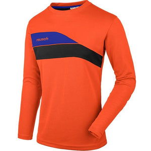 REUSCH MATCH PRO LONGSLEEVE PADDED ORANGE/BLUE
