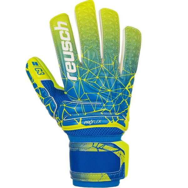 REUSCH FIT CONTROL PRO G3 negative cut BLUE/LIME