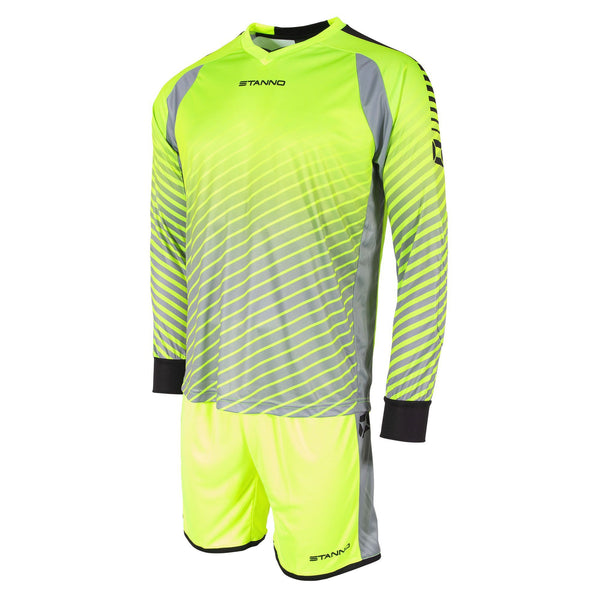 STANNO BLITZ KEEPER SET NEON YELLOW