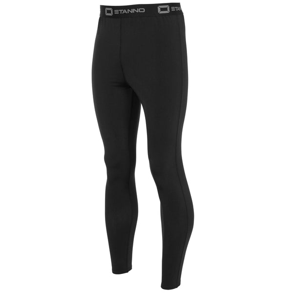 STANNO THERMO PANT TIGHT LONG BLACK
