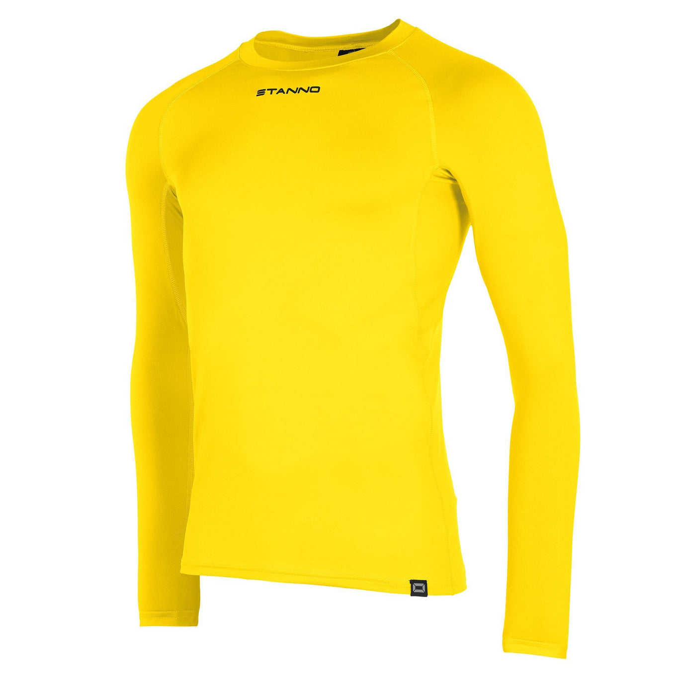 STANNO FUNCTIONAL SPORT UNDERWEAR LS YELLOW
