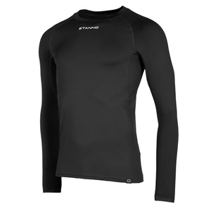 STANNO JR FUNCTIONAL SPORT UNDERWEAR LS BLACK