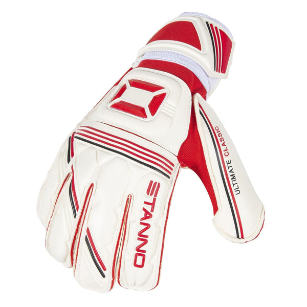 STANNO ULTIMATE GRIP II WHITE/RED
