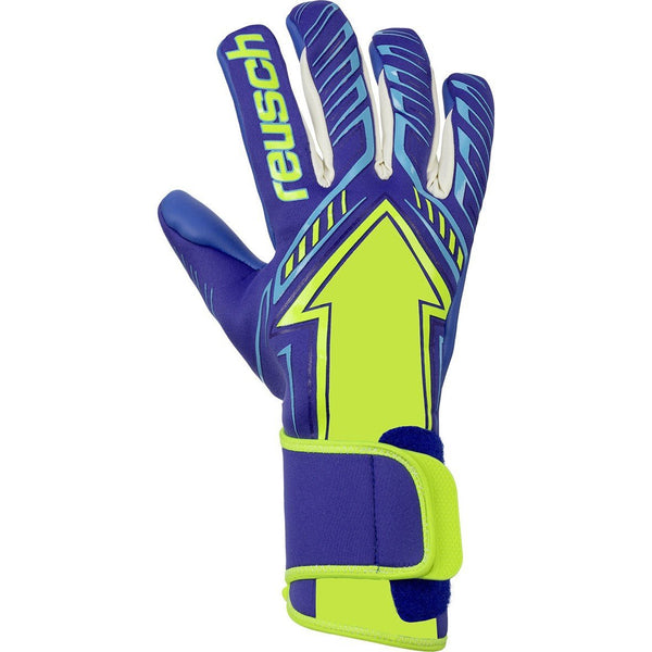 REUSCH ARROW G3 DEEP BLUE/SAFE YELLOW