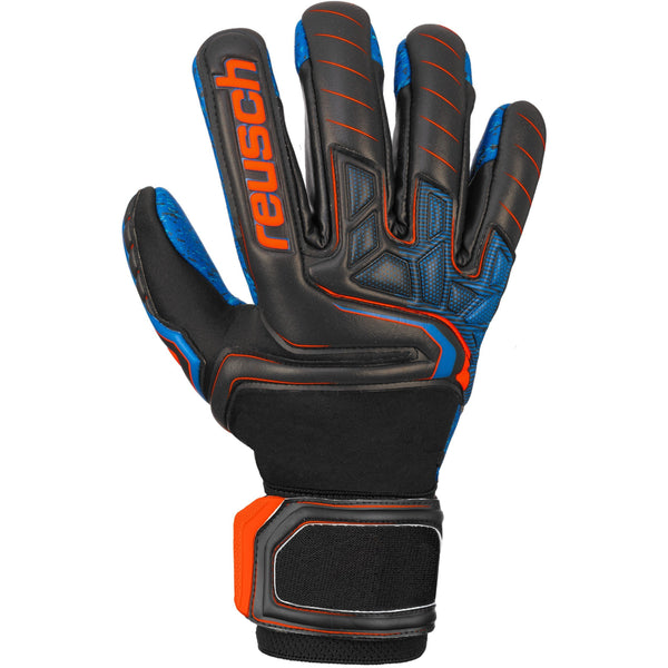 REUSCH ATTRAKT G3 FUSION EVOLUTION NC GUARD BLACK/DEEP BLUE/