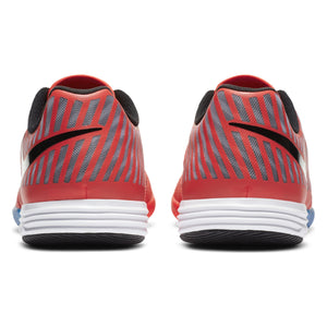 NIKE LUNAR GATO II IC BRIGHT CRIMSON/BLACK/WHITE/BLUE