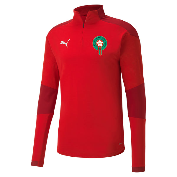 PUMA MAROKKO 20 ZIP TOP RED/CHILI PEPPER