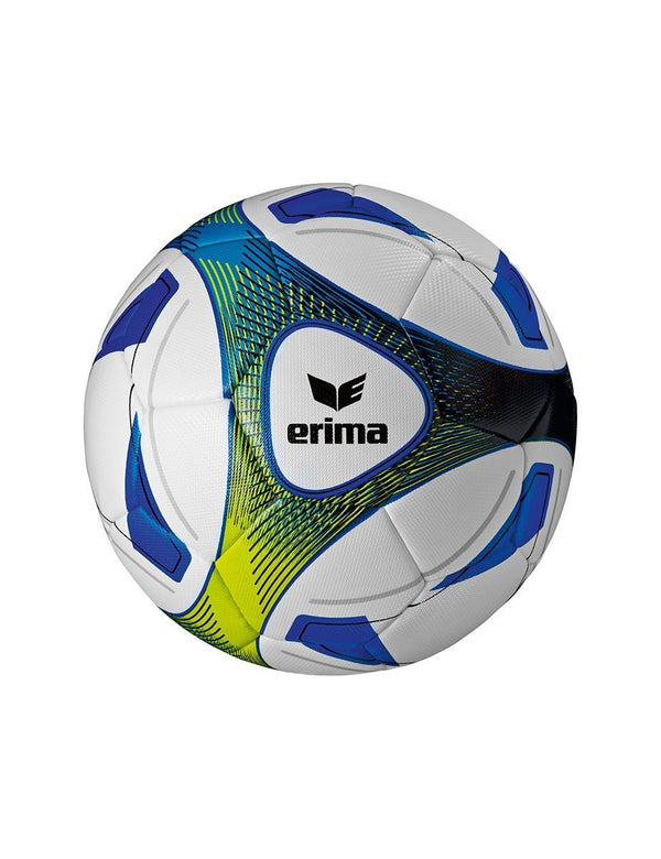ERIMA HYBRID TRAINING BAL WHITE/ROYAL/LIME (ORIGINEEL)