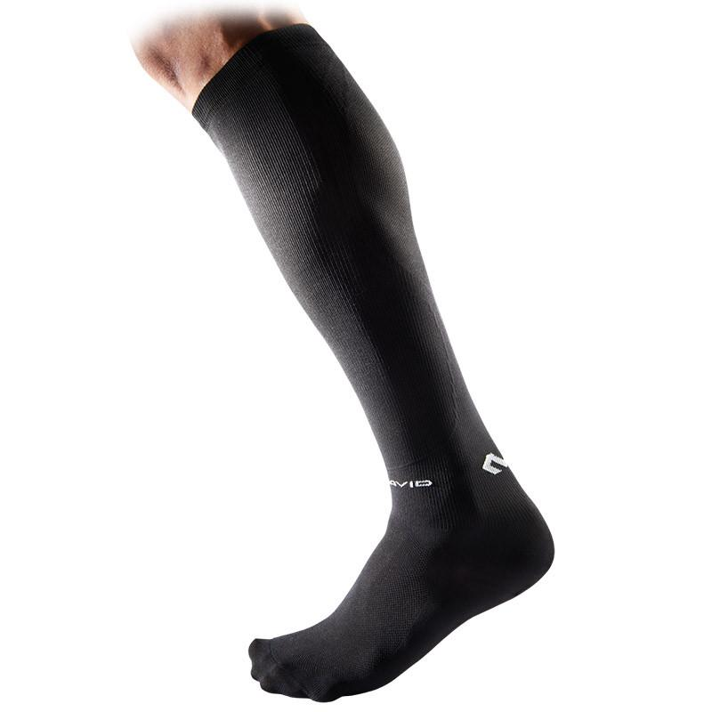 MC DAVID 8831 RECOVERY COMPR SOCK BLACK