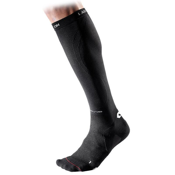 MC DAVID ACTIVE TEAM SOCK BLACK