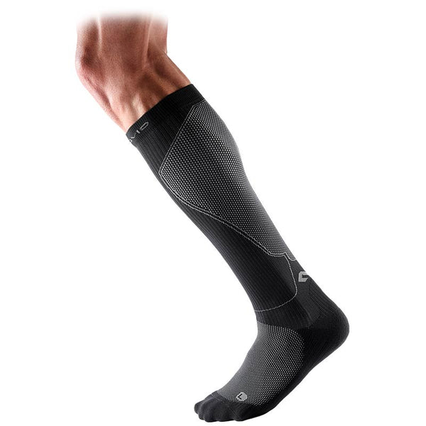 MC DAVID 8841 COMPRESSION SOCK BLACK