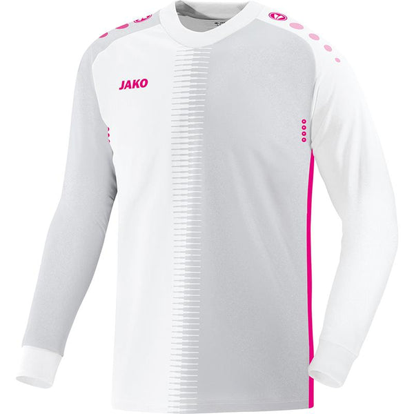 JAKO COMPETITION 2.0 GK SHIRT WHITE/PINK