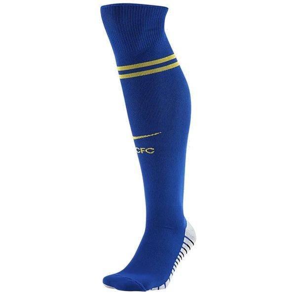 NIKE CHELSEA 18-19 A SOCK RUSHBLUE/TOUR YELLOW
