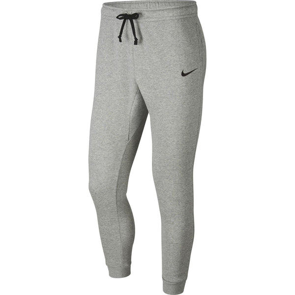 NIKE TEAM CLUB 19 PANT GREY HEATHER/BLACK