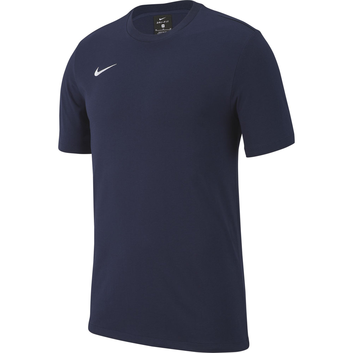 NIKE TEAM CLUB 19 TEE OBSIDIAN