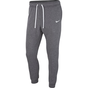 NIKE JR TEAM CLUB 19 PANT CHARCOAL HEATHER/WHITE