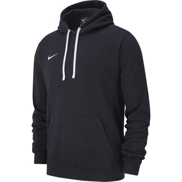 NIKE TEAM CLUB19 HOODIE BLACK/WHITE