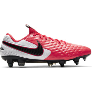 NIKE TIEMPO LEGEND 8 ELITE SG LASER CRIMSON/BLACK/WHITE