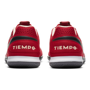 NIKE TIEMPO LEGEND 8 ACADEMY IC CARDINAL RED/BLACK/CRIMSON T