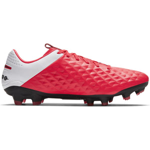 NIKE TIEMPO LEGEND 8 PRO FG LASER CRIMSON/BLACK/WHITE