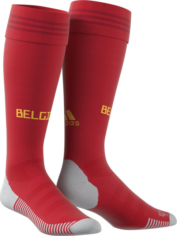 ADI BELGIE 18 H SOCK RED/YLLW