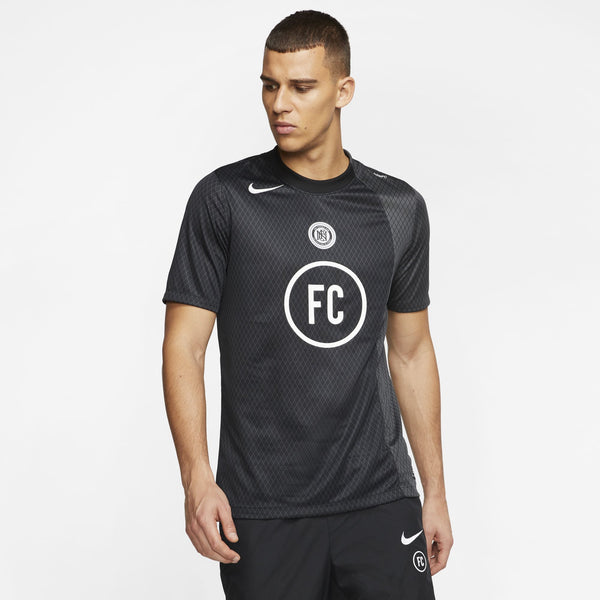 NIKE FC20 AWAY TOP SS BLACK/ANTHRACITE/WHITE