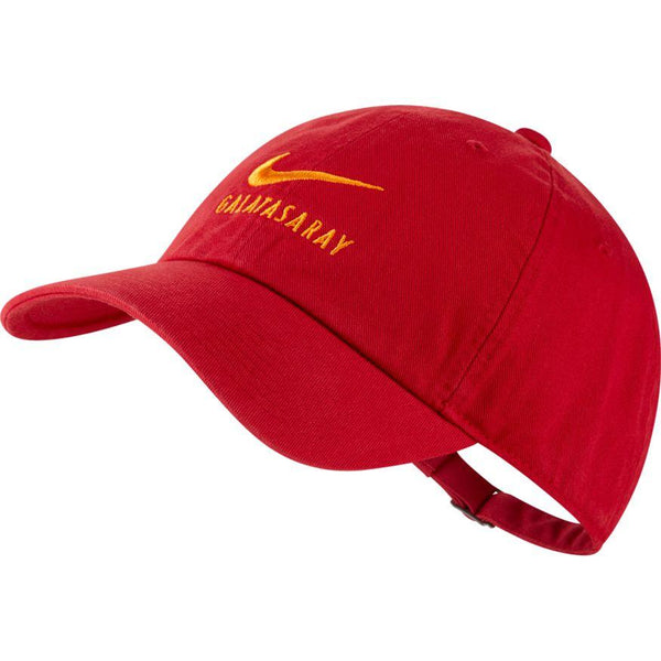 NIKE GALA 20-21 CAP HERITAGE86 PEPPER RED/VIVID ORANGE