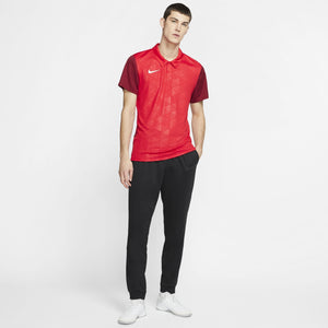 NIKE TROPHY IV JERSEY SS UNIVERSITY RED/TEAM RED/WHITE