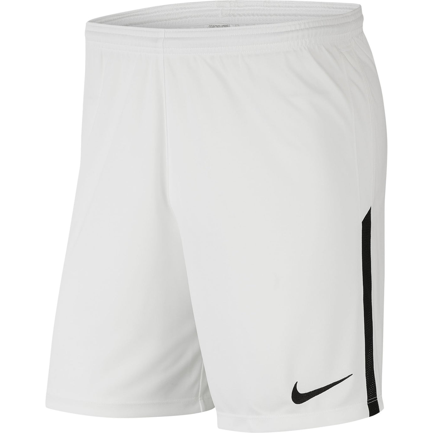 NIKE LEAGUE KNIT II SHORT WHITE/BLACK