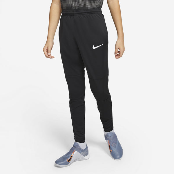 NIKE JR PARK20 KNIT PANT BLACK